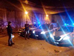 Mezzi della Polizia di Stato