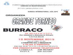 Burraco a Montignano