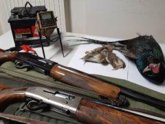 Sequestro cacciatori