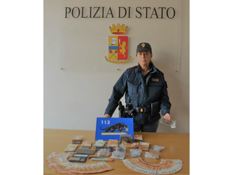 Senigallia, la Polizia arresta un importante spacciatore locale - Senigallia Notizie