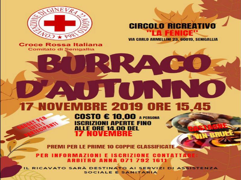 La Croce Rossa di Senigallia organizza torneo di Burraco - Senigallia Notizie