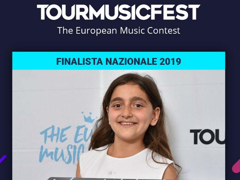 Senigallia: il talento di Sofia convince i giudici dell'European Music Contest - Senigallia Notizie