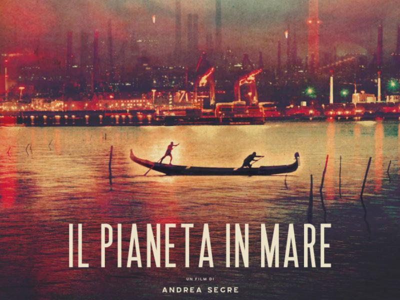 """Al Gabbiano di Senigallia """"Il pianeta in mare"""" di Andrea Segre - Senigallia Notizie"""