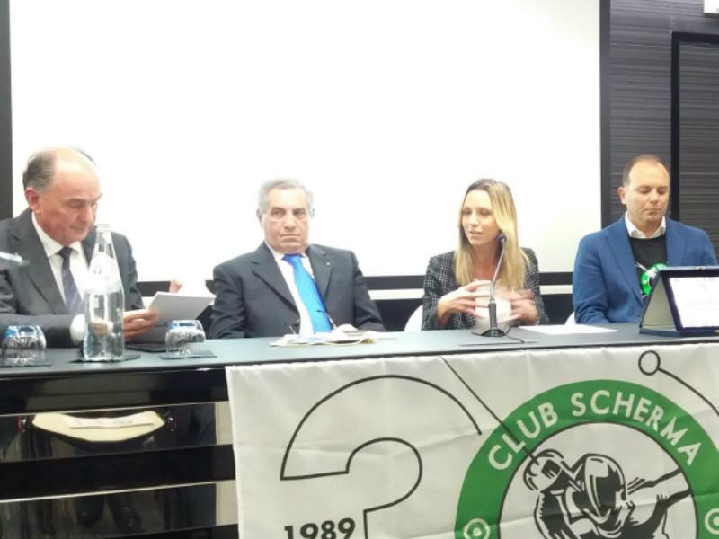 Una grande festa per i trent'anni del Club Scherma Senigallia - Senigallia Notizie