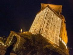 Luminarie, Natale