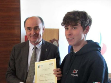 Eugenio Marconi premiato