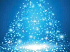 Natale, Albero di Natale, luci natalizie