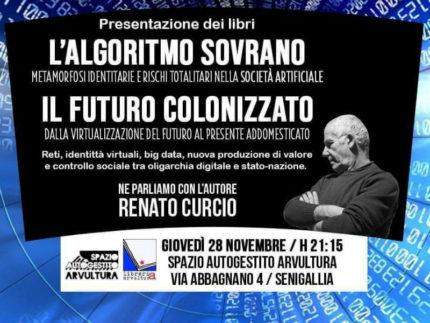 Renato Curcio ospite a Senigallia