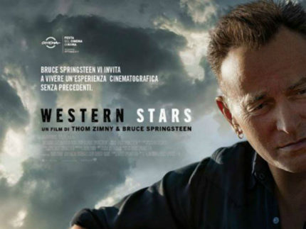 Bruce Springsteen debutta come regista: l'album