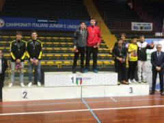 Marco Bailetti campione italiano di badminton