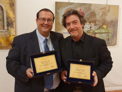 Fabio De Nunzio e Vittorio Graziosi