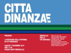 Cittadinanza, manifestazione a Senigallia