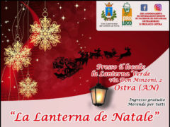 La Lanterna de Natale a Ostra
