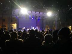 L8 per il futuro - La serata in piazza Garibaldi