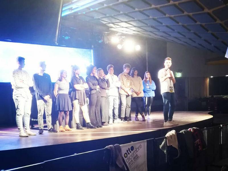 L8 per il futuro - Assemblea aperta con i ragazzi al Mamamia