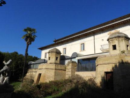 Villa Sgariglia ad Ascoli