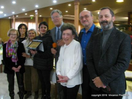 """XII edizione del Premio Letterario Nazionale """"Patrizia Brunetti"""""""