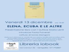 Libro presentato a Iobook