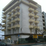 Ristrutturazione hotel Embassy effettuata da ditta Marinelli Sisto - prima