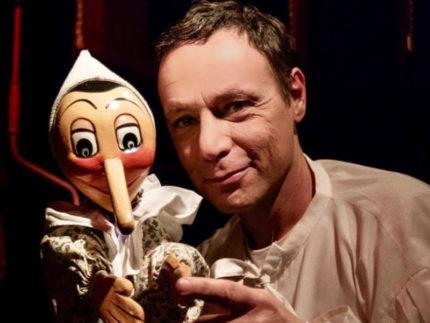 A Senigallia arriva Pinocchio, un burattino contro il bullismo