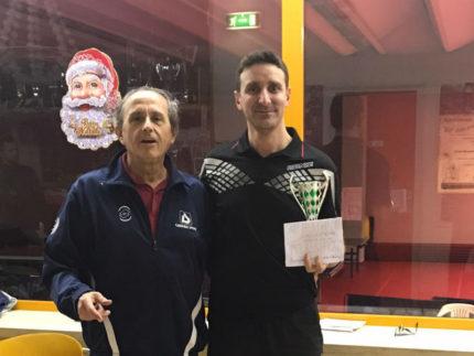 Gabriele Guglielmi scrive il suo nome sull'Albo d'oro del Biathlon scacchi-pingpong