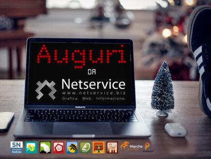 Auguri da Netservice e dalla Redazione di Senigallia Notizie e Valmisa.com