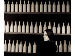Silvio Pellegrini. Ritratto di donna, 1956 circa