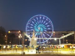 ruota panoramica ad Ancona