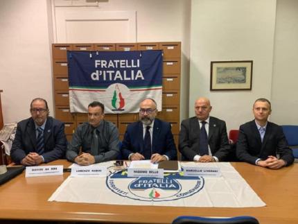 Esponenti di Fratelli d'Italia