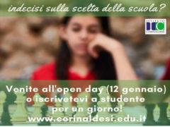Scuola aperta al Corinaldesi