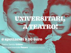 Universitari a teatro