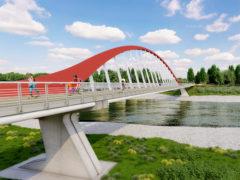 Ponte ciclopedonale Cesano