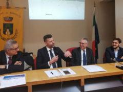Presentazione progetto ponte pedonale sul Cesano