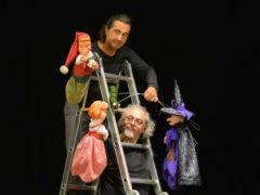 Hansel e Gretel - Teatro alla Panna - Luca Paci e Roberto Primavera