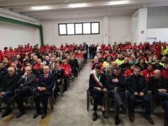 Inaugurazione nuova sede a Cesano per il Comitato CRI Senigallia