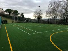 Campo sportivo Castel Colonna