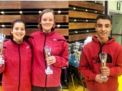 Badminton Senigallia a Bolzano