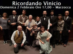 Ricordando Vinicio