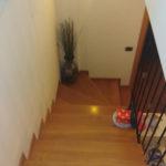 Annuncio immobiliare da Levante Immobiliare: villetta a schiera a Senigallia - scala interna