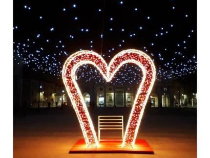 """Il cuore di piazza Garibaldi: Foto tratta da FB. dal profilo """"Barbara Fioravanti Diego"""""""