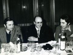 Giancarlo Gambelli, Paolo Ginevri, Norberto Zazzarini