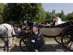 Fascinator - Toccata e fuga a Windsor - di Guido Calamosca e Giorgia Olivieri