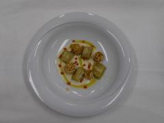 Gobbi alla Parmigiana - Ricetta chef Claudio Api, ristorante Arnia del Cuciniere