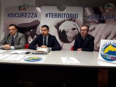 Da destra a sinistra: Milco Mariani, Daniele Silvetti, Lorenzo Rabini