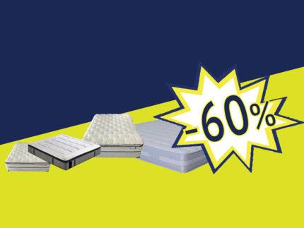 MaterassiOutlet.com - Fuori tutto -60% sulla collezione 2019