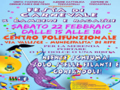 Carnevale a Trecastelli