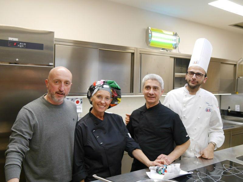 Staff di Alberto Berardi con Filippo del Panzini