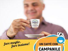 """""""Un caffè con Campanile"""""""