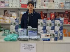 Rotaract, raccolta fondi per ospedale