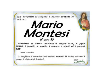 Mario Montesi